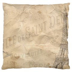 Paris 1118815 1280 Standard Flano Cushion Case (one Side) by vintage2030