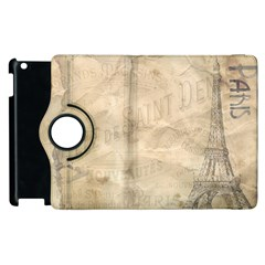 Paris 1118815 1280 Apple Ipad 2 Flip 360 Case by vintage2030