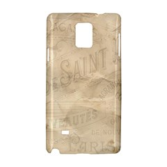 Paris 1118815 1280 Samsung Galaxy Note 4 Hardshell Case by vintage2030