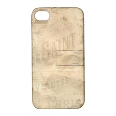 Paris 1118815 1280 Apple Iphone 4/4s Hardshell Case With Stand by vintage2030