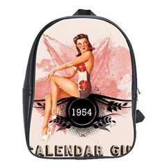 Retro 1112778 1920 School Bag (large) by vintage2030
