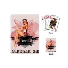 Retro 1112778 1920 Playing Cards (mini) by vintage2030
