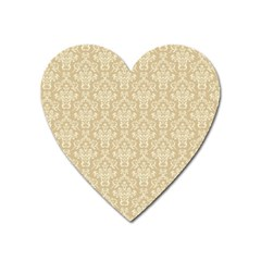 Damask 937607 960 720 Heart Magnet by vintage2030