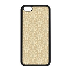 Damask 937607 960 720 Apple Iphone 5c Seamless Case (black) by vintage2030