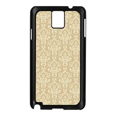 Damask 937607 960 720 Samsung Galaxy Note 3 N9005 Case (black) by vintage2030