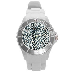 Abstract 1071129 960 720 Round Plastic Sport Watch (l) by vintage2030