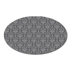 Damask 937606 960 720 Oval Magnet by vintage2030
