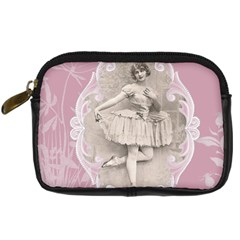 Lady 1112861 1280 Digital Camera Leather Case by vintage2030