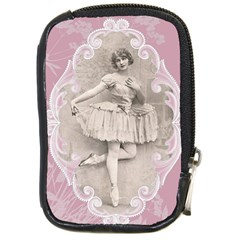 Lady 1112861 1280 Compact Camera Leather Case by vintage2030