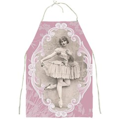 Lady 1112861 1280 Full Print Aprons by vintage2030