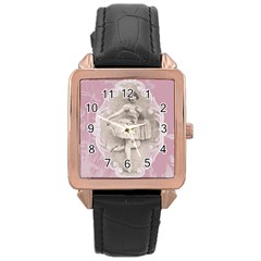 Lady 1112861 1280 Rose Gold Leather Watch