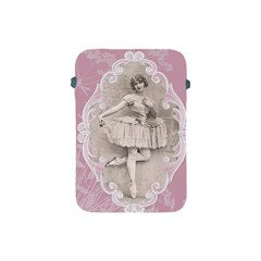 Lady 1112861 1280 Apple Ipad Mini Protective Soft Cases by vintage2030