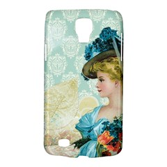 Lady 1112776 1920 Samsung Galaxy S4 Active (i9295) Hardshell Case by vintage2030