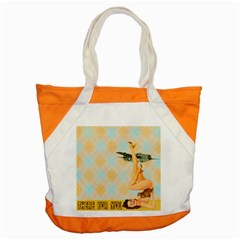 Retro 1107644 1920 Accent Tote Bag by vintage2030