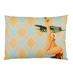 Retro 1107644 1920 Pillow Case (two Sides) by vintage2030