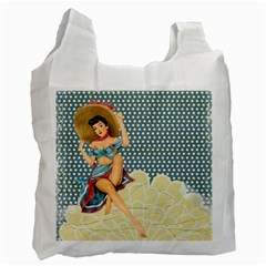 Retro 1107634 1920 Recycle Bag (one Side) by vintage2030