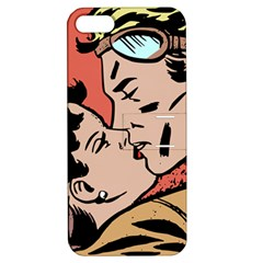 Retrocouplekissing Apple Iphone 5 Hardshell Case With Stand by vintage2030