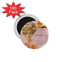 Woman 1079479 1920 1 75  Magnets (100 Pack)  by vintage2030