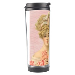 Woman 1079479 1920 Travel Tumbler by vintage2030