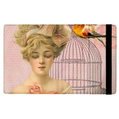 Woman 1079479 1920 Apple Ipad Pro 9 7   Flip Case by vintage2030