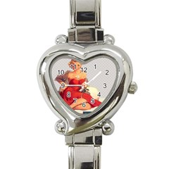 Retro 1107638 1920 Heart Italian Charm Watch