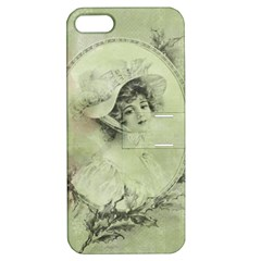 Woman 1079507 1920 Apple Iphone 5 Hardshell Case With Stand by vintage2030