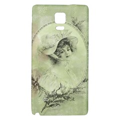 Woman 1079507 1920 Samsung Note 4 Hardshell Back Case by vintage2030