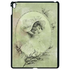 Woman 1079507 1920 Apple Ipad Pro 9 7   Black Seamless Case by vintage2030