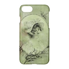 Woman 1079507 1920 Apple Iphone 8 Hardshell Case by vintage2030