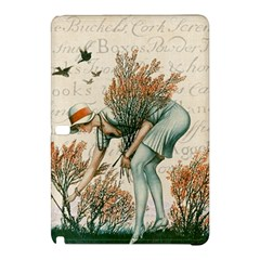 Flapper 1079515 1920 Samsung Galaxy Tab Pro 12 2 Hardshell Case by vintage2030