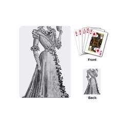 Vintage 971636 1280 Playing Cards (mini) by vintage2030