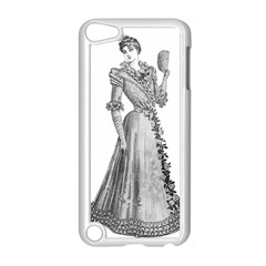 Vintage 971636 1280 Apple Ipod Touch 5 Case (white) by vintage2030