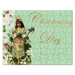 Christening 976872 1280 Rectangular Jigsaw Puzzl by vintage2030