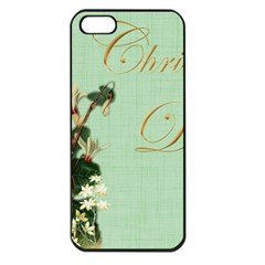 Christening 976872 1280 Apple Iphone 5 Seamless Case (black) by vintage2030