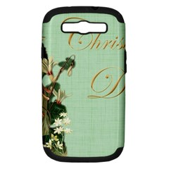 Christening 976872 1280 Samsung Galaxy S Iii Hardshell Case (pc+silicone) by vintage2030