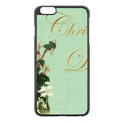 Christening 976872 1280 Apple Iphone 6 Plus/6s Plus Black Enamel Case by vintage2030