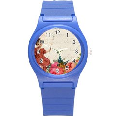 Girl 976108 1280 Round Plastic Sport Watch (s)