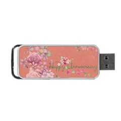Flower 979466 1280 Portable Usb Flash (one Side)