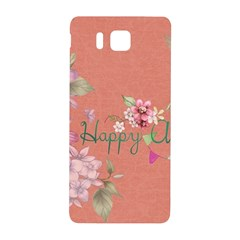 Flower 979466 1280 Samsung Galaxy Alpha Hardshell Back Case by vintage2030