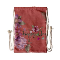 Flower 979466 1280 Drawstring Bag (small) by vintage2030