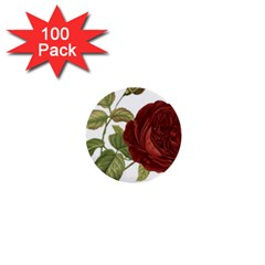 Rose 1077964 1280 1  Mini Buttons (100 Pack)  by vintage2030
