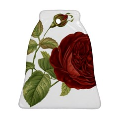 Rose 1077964 1280 Bell Ornament (two Sides) by vintage2030