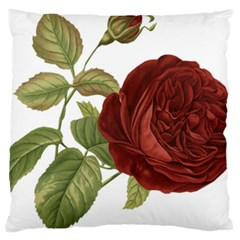 Rose 1077964 1280 Large Cushion Case (one Side) by vintage2030
