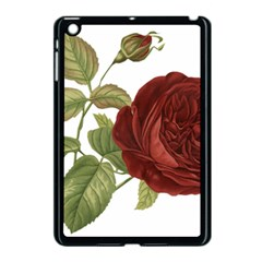 Rose 1077964 1280 Apple Ipad Mini Case (black) by vintage2030