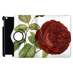 Rose 1077964 1280 Apple Ipad 2 Flip 360 Case by vintage2030