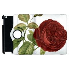 Rose 1077964 1280 Apple Ipad 3/4 Flip 360 Case by vintage2030