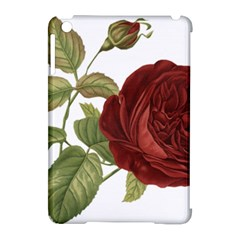 Rose 1077964 1280 Apple Ipad Mini Hardshell Case (compatible With Smart Cover) by vintage2030