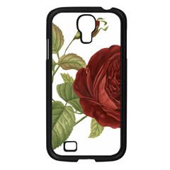 Rose 1077964 1280 Samsung Galaxy S4 I9500/ I9505 Case (black) by vintage2030