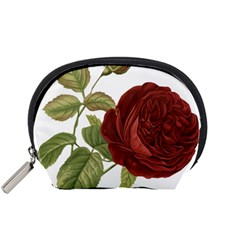 Rose 1077964 1280 Accessory Pouch (small) by vintage2030
