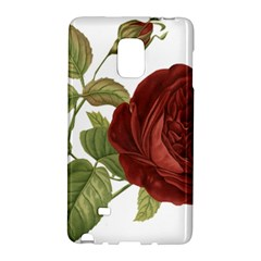 Rose 1077964 1280 Samsung Galaxy Note Edge Hardshell Case by vintage2030